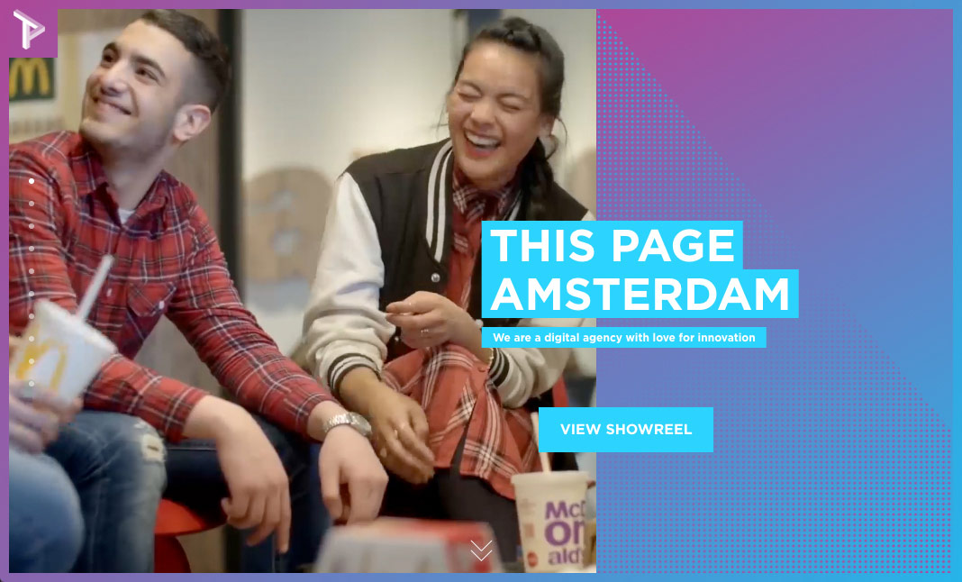 This Page Amsterdam website