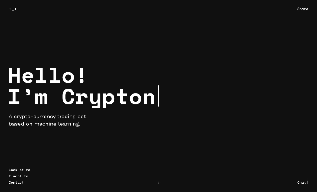 +_+ crypton.trading website