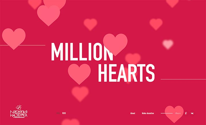 Million Hearts website