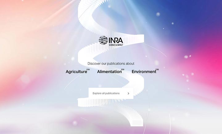 INRA Highlights website