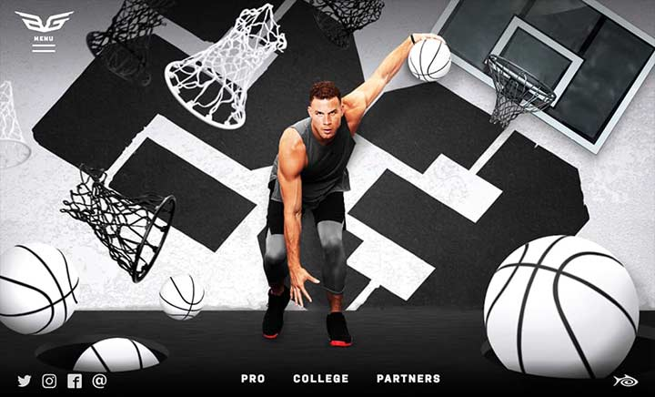 Blake Griffin website