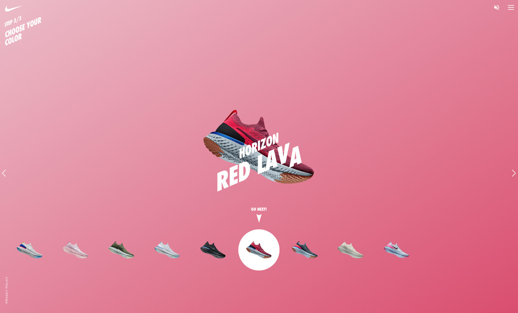 Nike Reactor screenshot 3