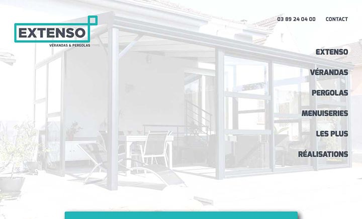 EXTENSO website