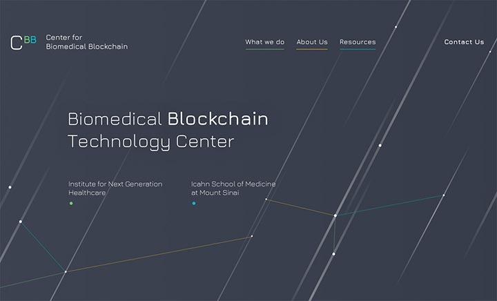 Center for Biomedical Blockchain