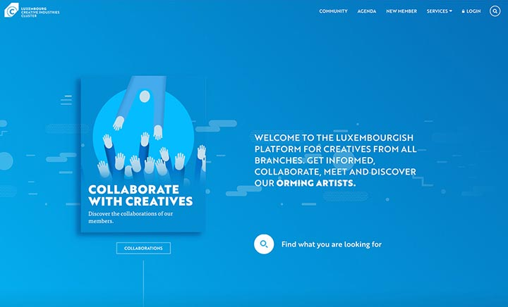 Creative Industries Cluster