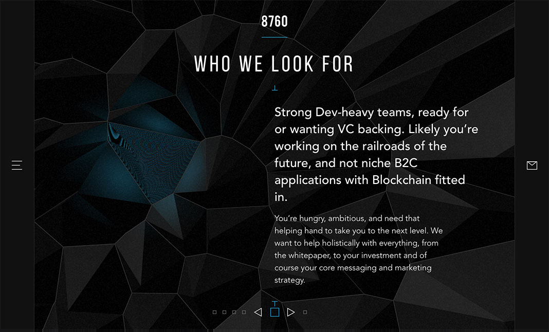 The 8760 website
