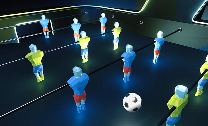 Foosball World Cup 18