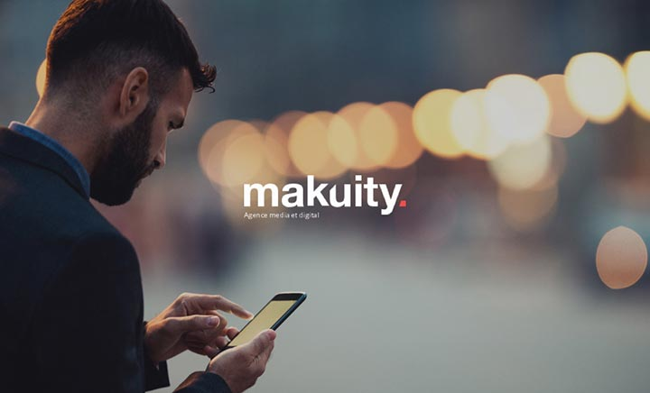 Makuity website