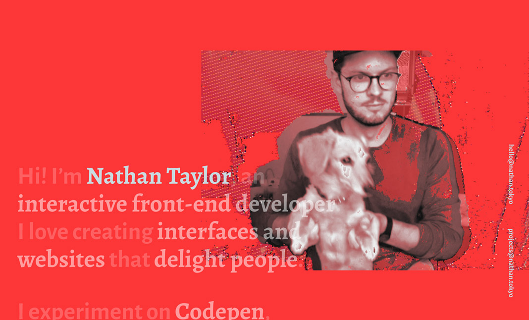 Nathan Taylor website