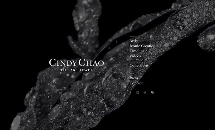 Cindy Chao website