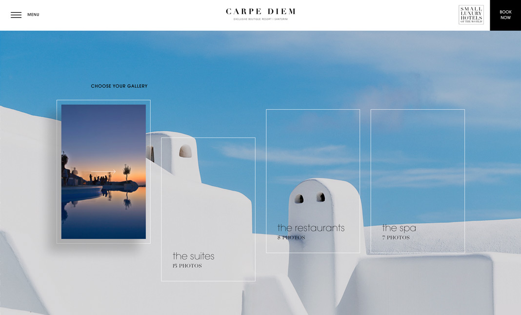 Carpe Diem Santorini screenshot 3