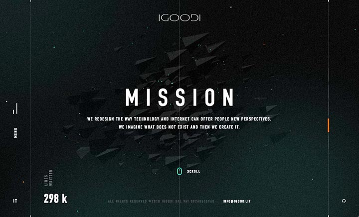 Igoodi website