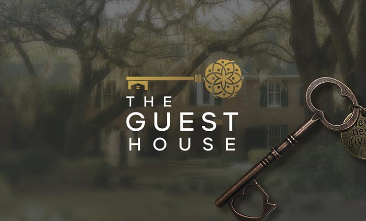 The Guest House website