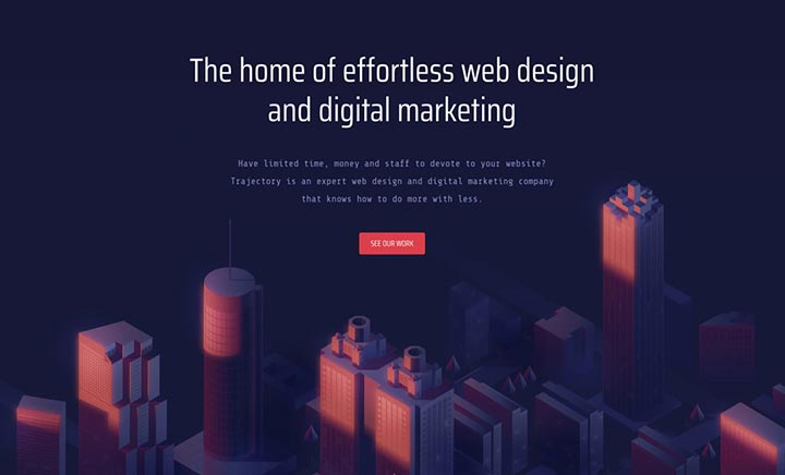 Trajectory Web Design