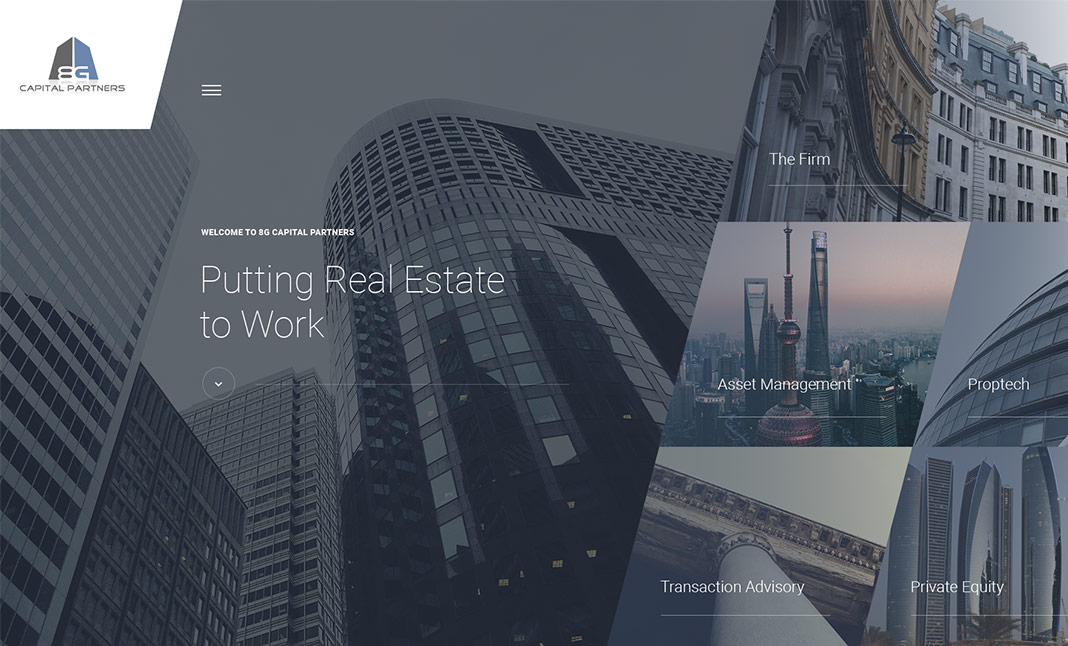8G Capital Partners website