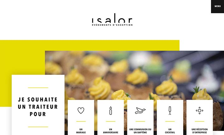 Isalor website