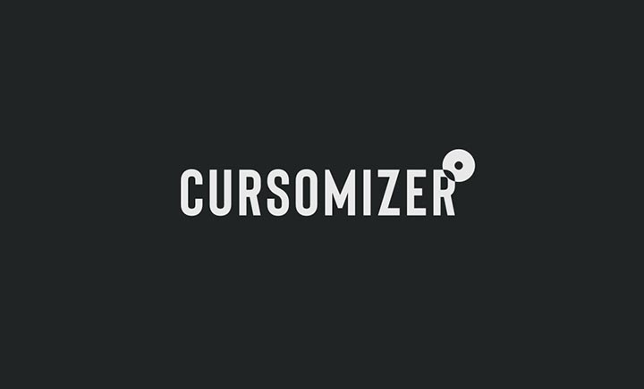 CURSOMIZER website