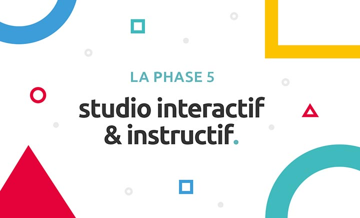 La Phase 5 website