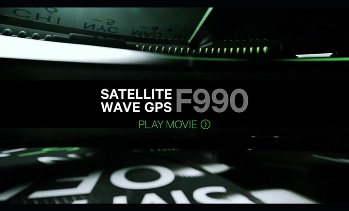 Satellite Wave GPS F990 Citizen website
