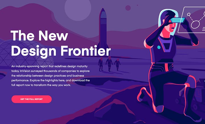 InVision The New Design Frontier