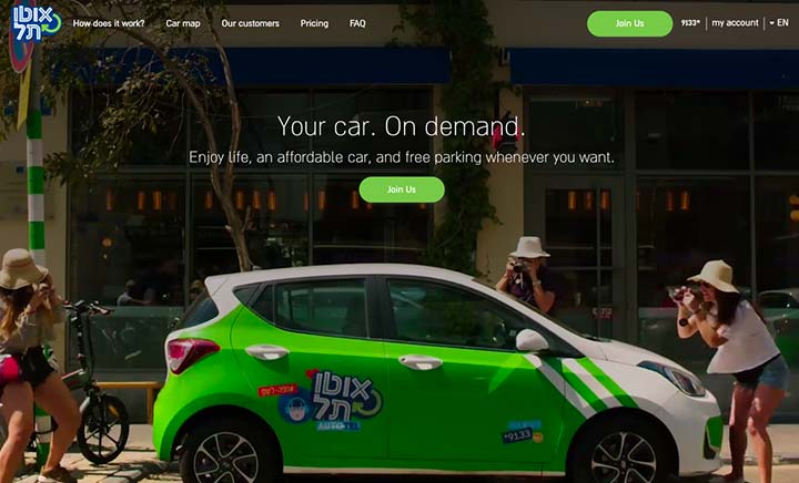 Autotel - Your car. On demand
