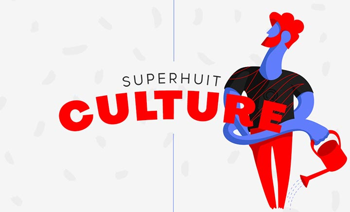 Superhuit Culture