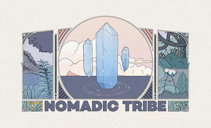 Nomadic Tribe website
