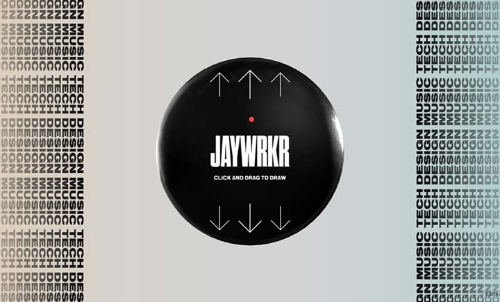 JAYWRKR 2019 website