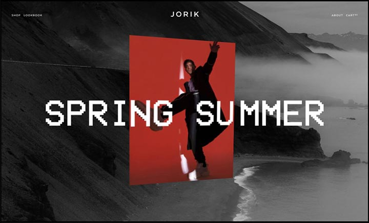 Jorik website