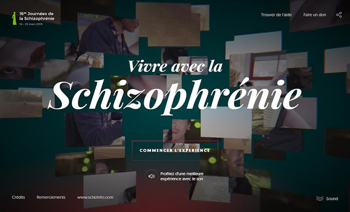 Schizophrenia 2019 website