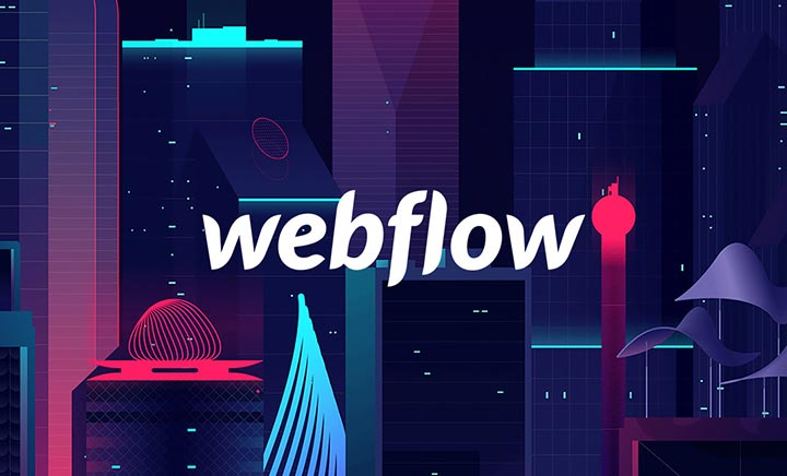Webflow Web Design & Art History website