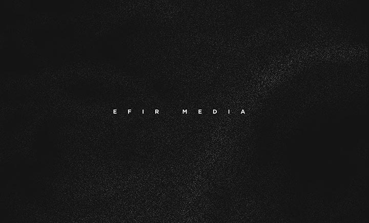 Efir Media website
