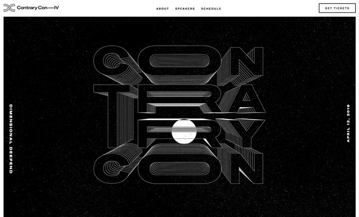 ContraryCon—IV website
