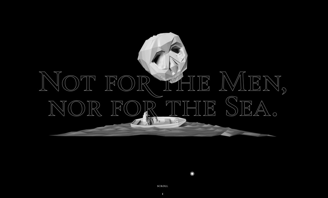 Not for the Men, Nor for the Sea screenshot 2