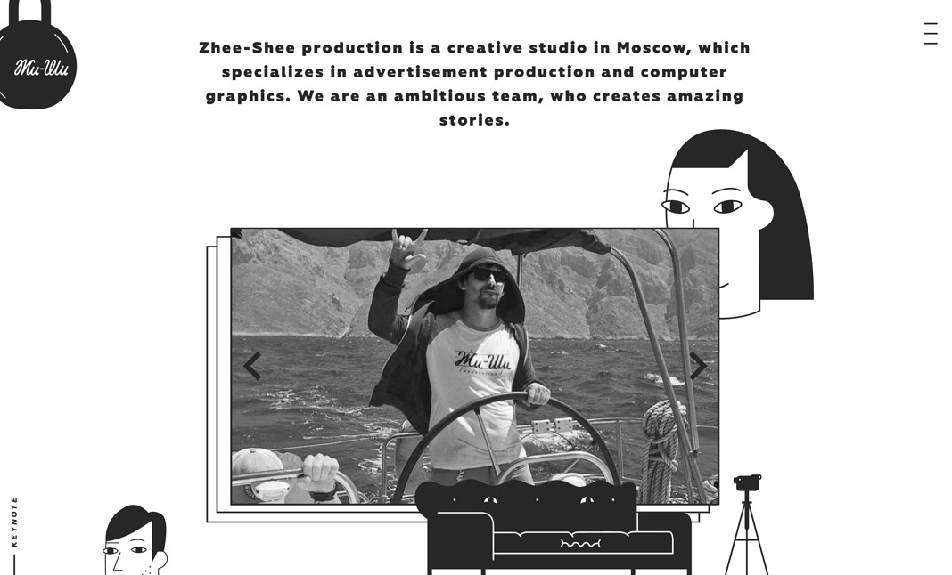 Zhee-Shee Production screenshot 3