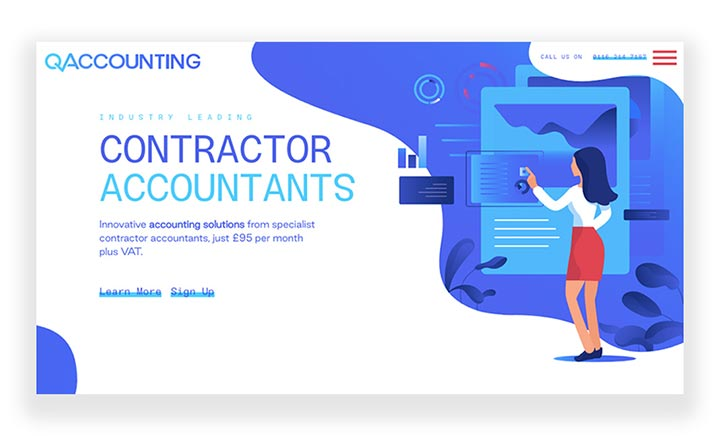 QAccounting website