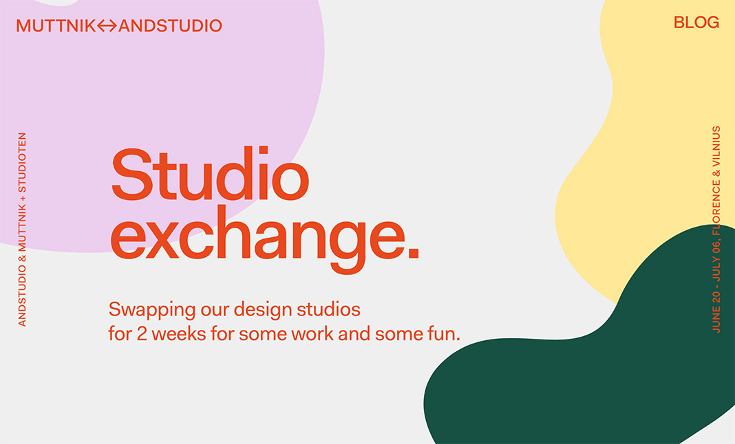 Studio.exchange website