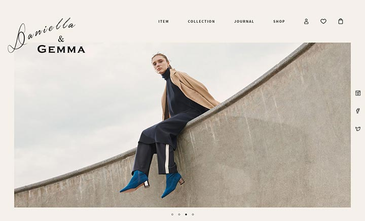 Daniella & GEMMA website