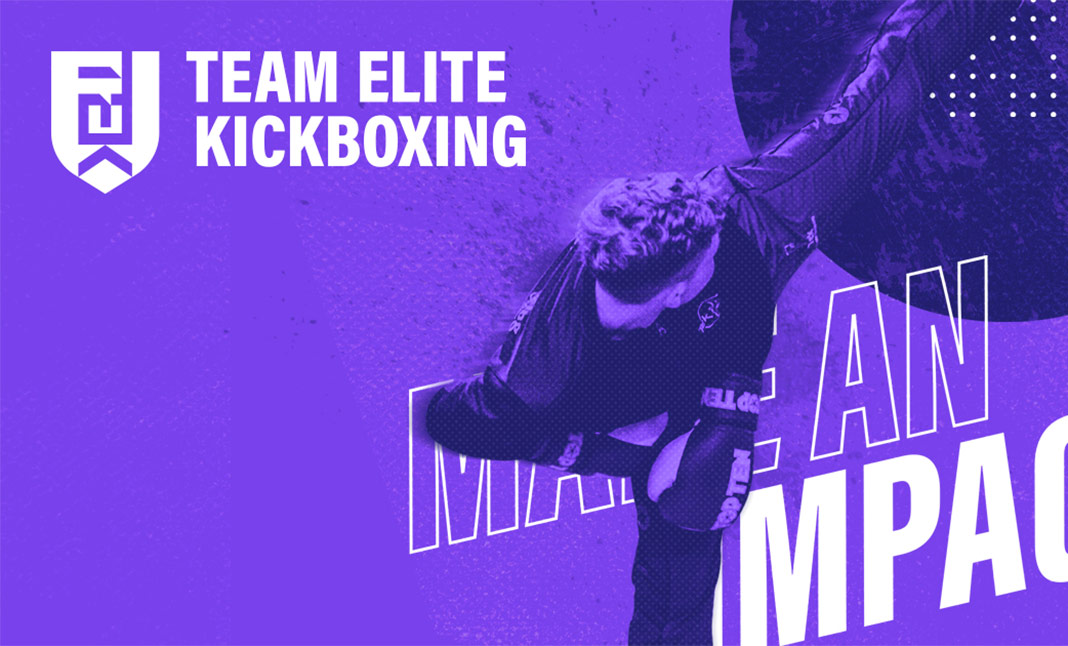 Team Elite Kickboxing website