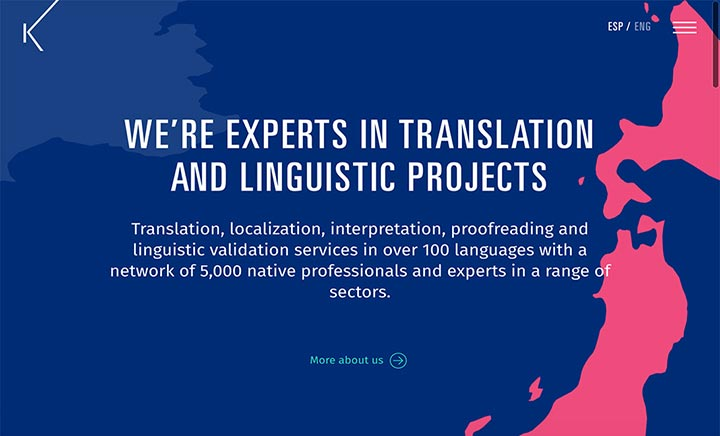 Kobalt Languages website