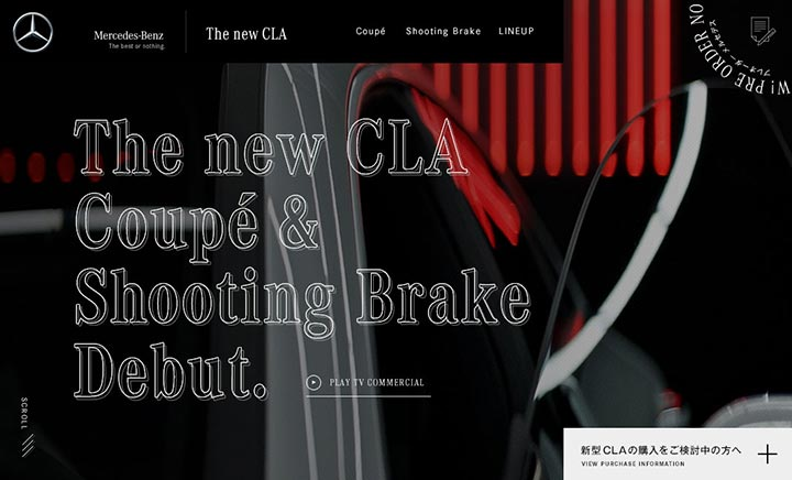 The new CLA. Play by your rules. website