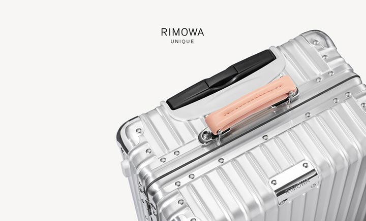 Rimowa Unique website