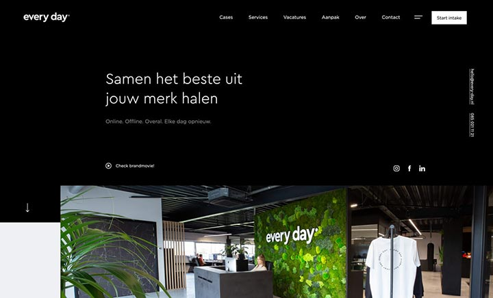 Every Day® | Agency website