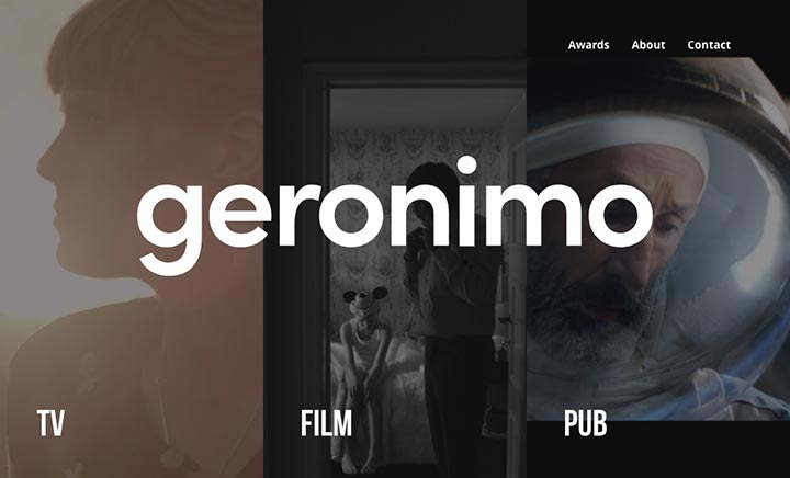 Geronimo website