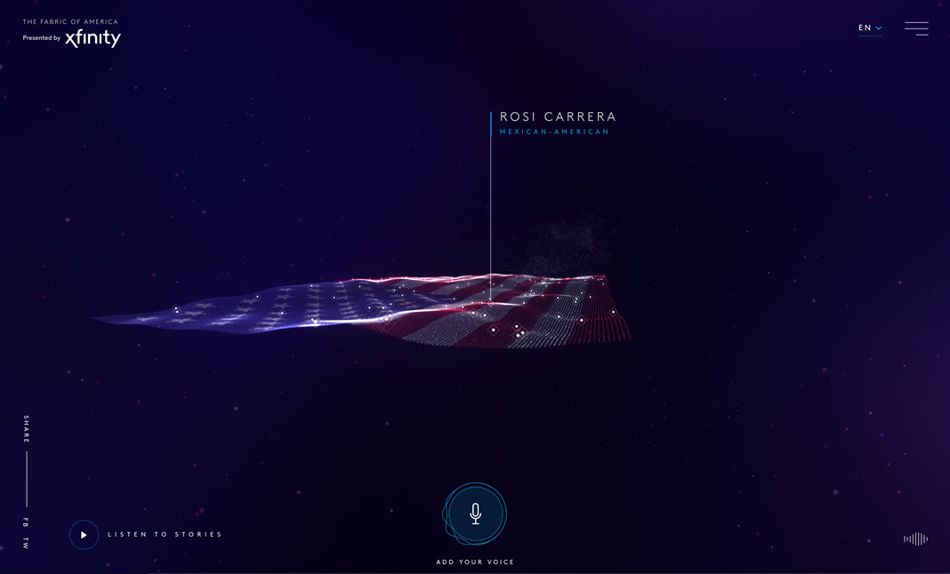 The Fabric of America screenshot 3