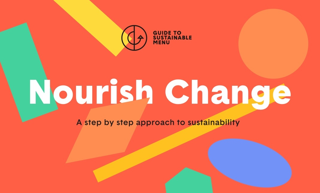 Nourish Change website
