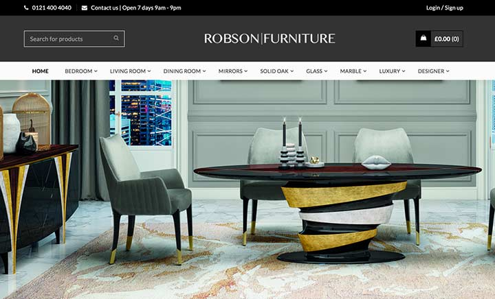 Robson Furniture