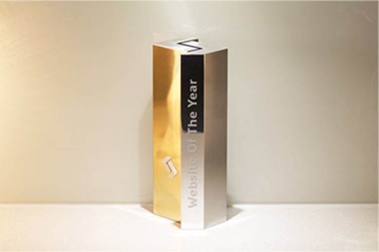 CSSDA Award Trophy